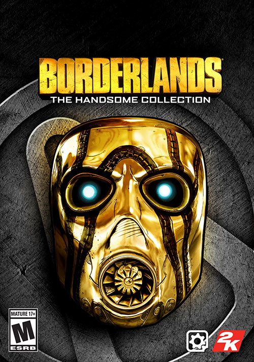 Borderlands: The Handsome Collection - Cover / Packshot