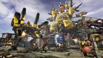Screenshot3 - Borderlands: The Handsome Collection