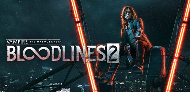 Vampire: The Masquerade - Bloodlines 2 - Cover / Packshot
