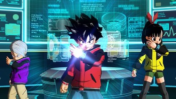 Screenshot1 - Super Dragon Ball Heroes World Mission