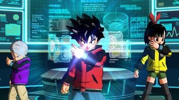 Screenshot1 - Super Dragon Ball Heroes World Mission