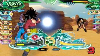 Screenshot2 - Super Dragon Ball Heroes World Mission