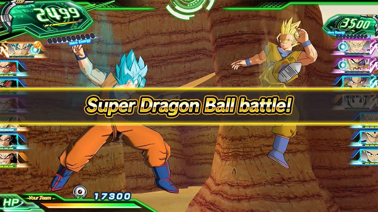 dragon ball game pc