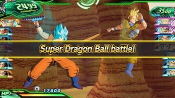 Screenshot4 - Super Dragon Ball Heroes World Mission
