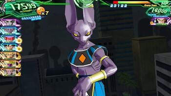 Screenshot6 - Super Dragon Ball Heroes World Mission