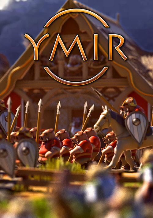 Ymir - Cover / Packshot