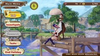 Screenshot2 - Nelke & the Legendary Alchemists ~Ateliers of the New World~
