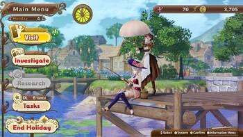 Screenshot2 - Nelke & the Legendary Alchemists ~Ateliers of the New World~