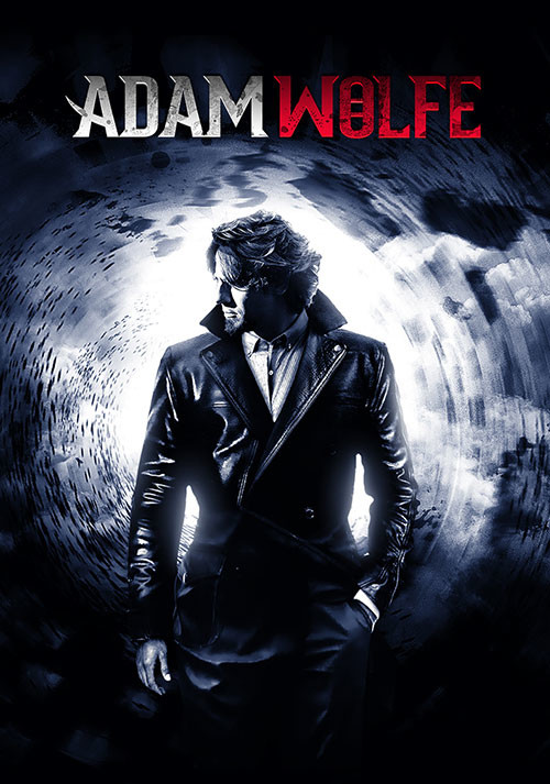 Adam Wolfe - Cover / Packshot