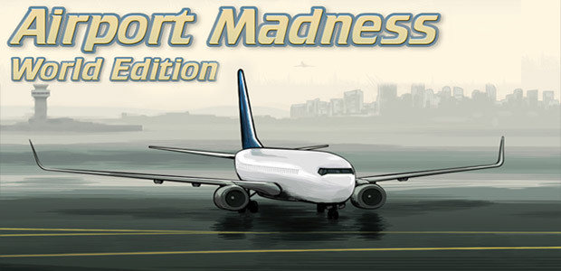 Airport Madness: World Edition - Cover / Packshot