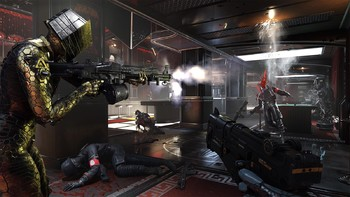 Screenshot1 - Wolfenstein: Youngblood Deluxe