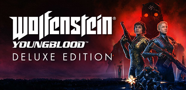 Wolfenstein: Youngblood Deluxe - Cover / Packshot