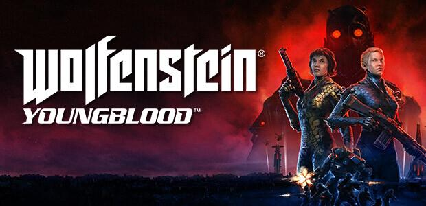 Wolfenstein: Youngblood [USK DE Version] - Cover / Packshot