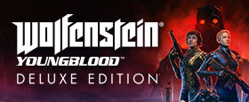 Wolfenstein: Youngblood Deluxe [USK DE VERSION]