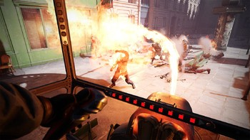 Screenshot4 - Wolfenstein: Cyberpilot