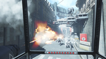 Screenshot5 - Wolfenstein: Cyberpilot