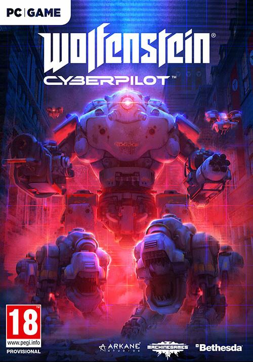 Wolfenstein: Cyberpilot - Cover / Packshot