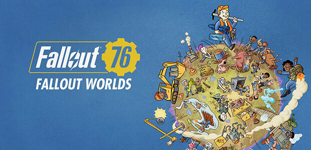 Fallout 76 - Cover / Packshot