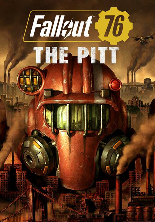 Fallout 76 - Cover / Packshot
