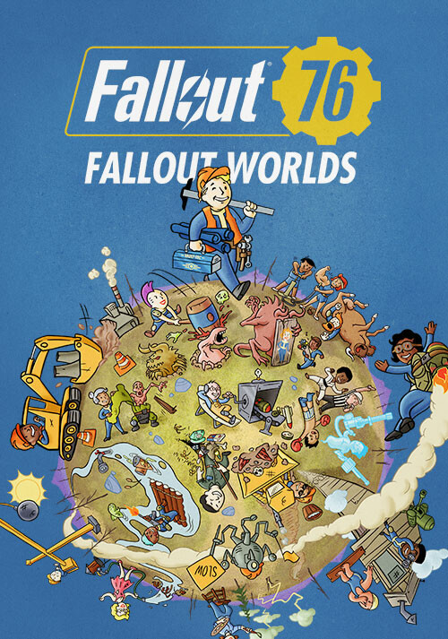 Fallout 76 - Cover