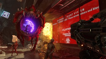 Screenshot1 - DOOM Eternal Deluxe Edition