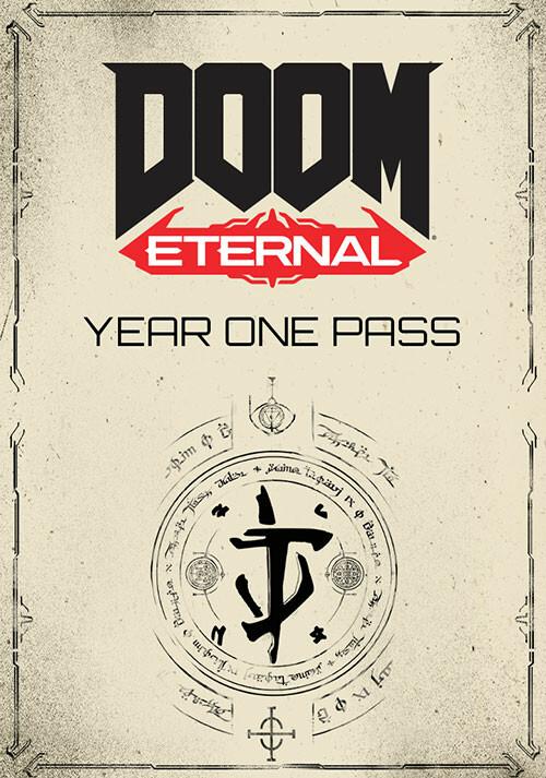 DOOM Eternal - Year One Pass - Cover / Packshot