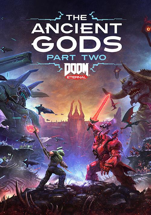 DOOM Eternal: The Ancient Gods, Part Two - Cover / Packshot