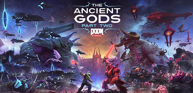 DOOM Eternal: The Ancient Gods -  Part Two - Cover / Packshot
