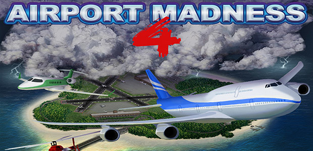 Airport Madness 4 - Cover / Packshot