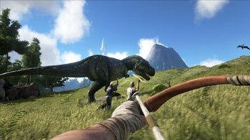 Screenshot1 - ARK: Survival Evolved