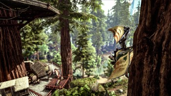 Screenshot4 - ARK: Survival Evolved