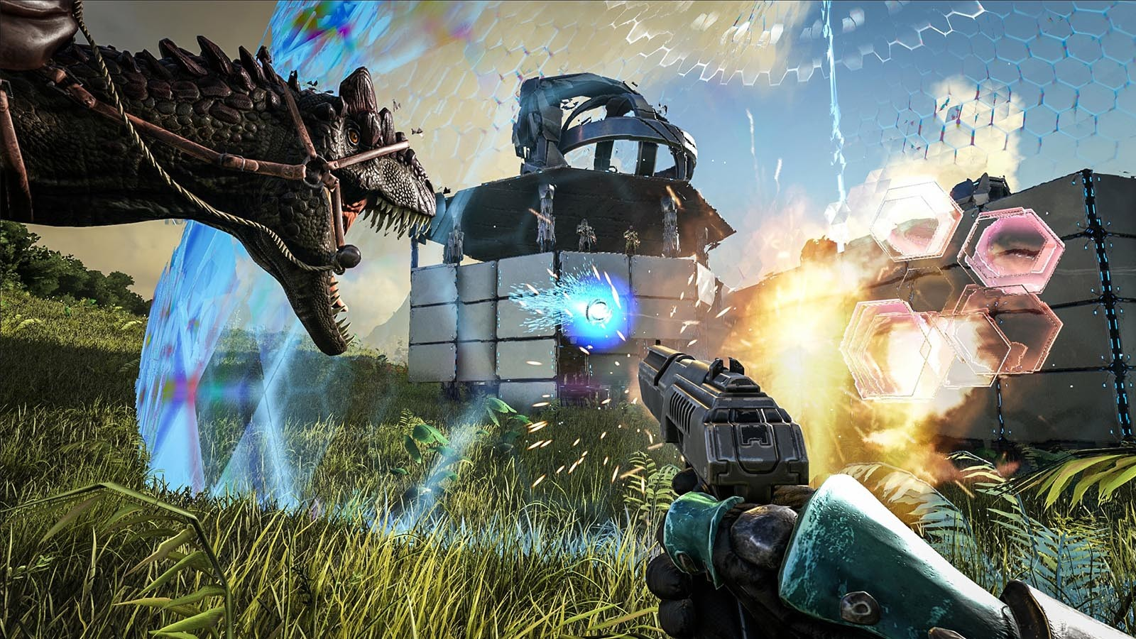 ARK: Survival Evolved [Steam CD Key] for PC, Mac and Linux - Buy now