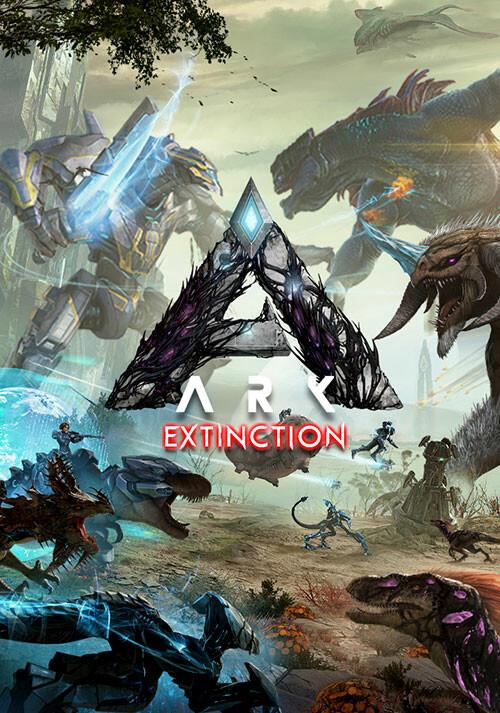 ARK: Extinction - Expansion Pack - Cover / Packshot