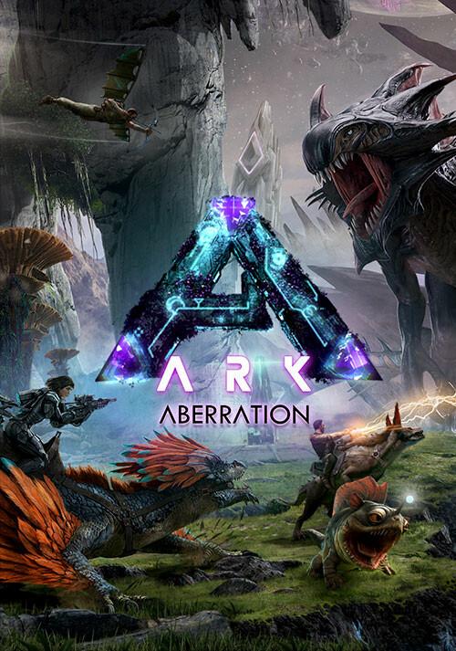 ARK: Aberration - Expansion Pack - Cover / Packshot