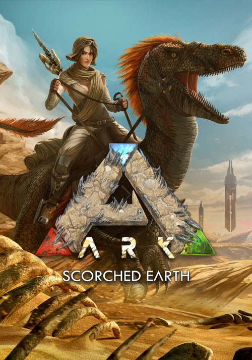 ARK: Scorched Earth - Expansion Pack - Cover / Packshot