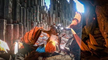 Screenshot1 - ARK: Scorched Earth - Expansion Pack