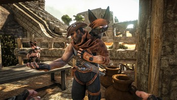 Screenshot3 - ARK: Scorched Earth - Expansion Pack