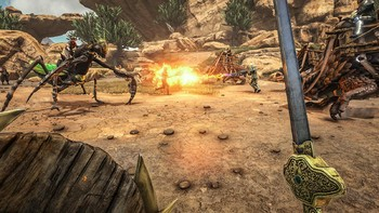 Screenshot9 - ARK: Scorched Earth - Expansion Pack
