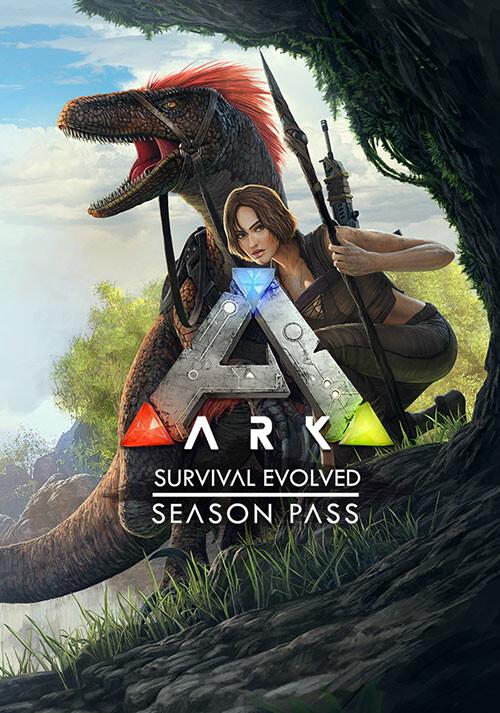 ARK: Survival Evolved Season Pass - Cover / Packshot