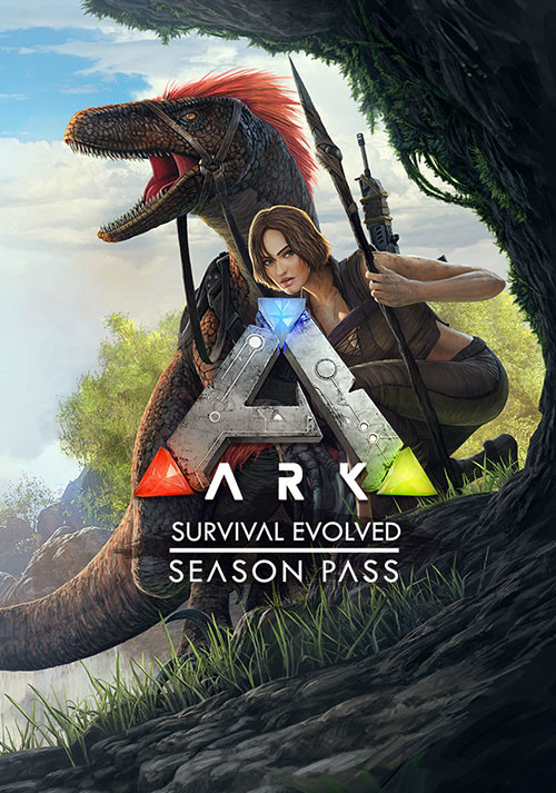 ARK: Survival Evolved Season Pass - Cover / Packshot