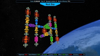 Screenshot1 - Universal Space Station