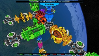 Screenshot4 - Universal Space Station