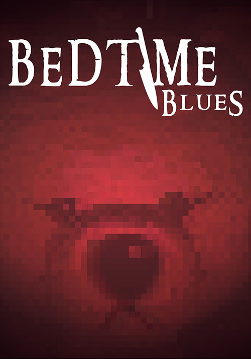 Bedtime Blues - Cover / Packshot