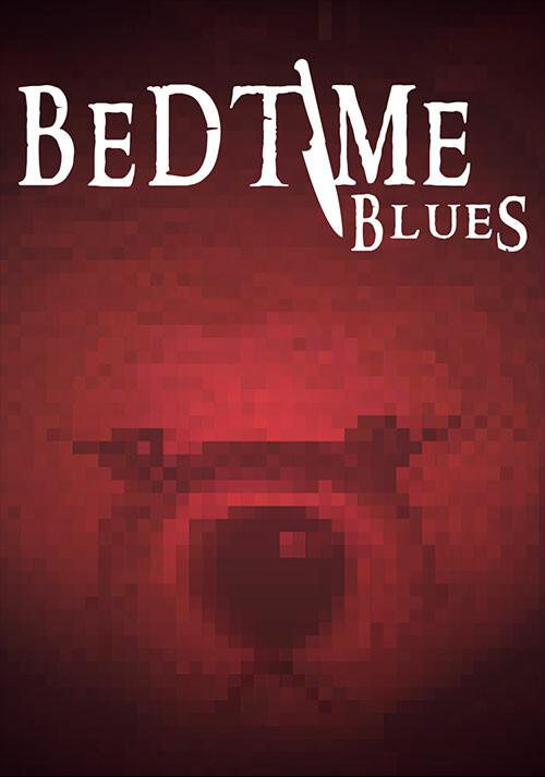 Bedtime Blues - Cover / Packshot
