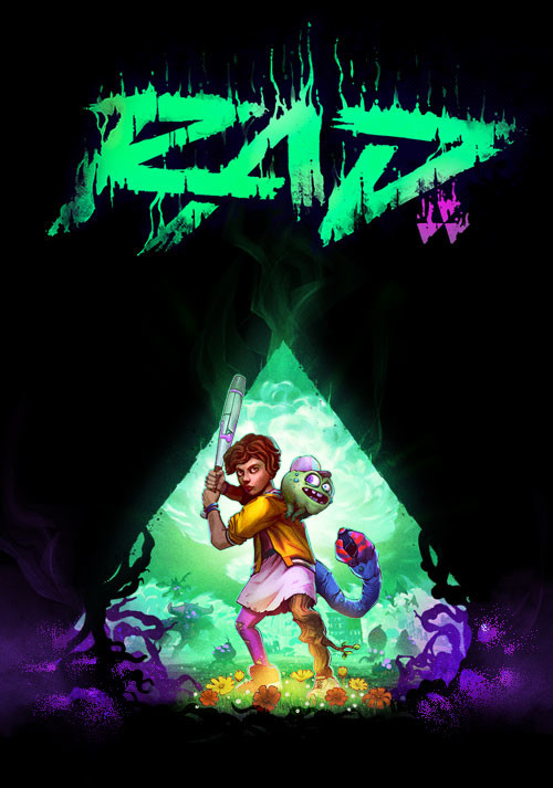 RAD - Cover / Packshot