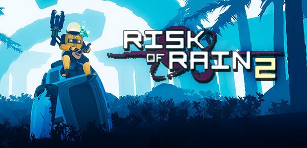 Risk of Rain 2 - Cover / Packshot