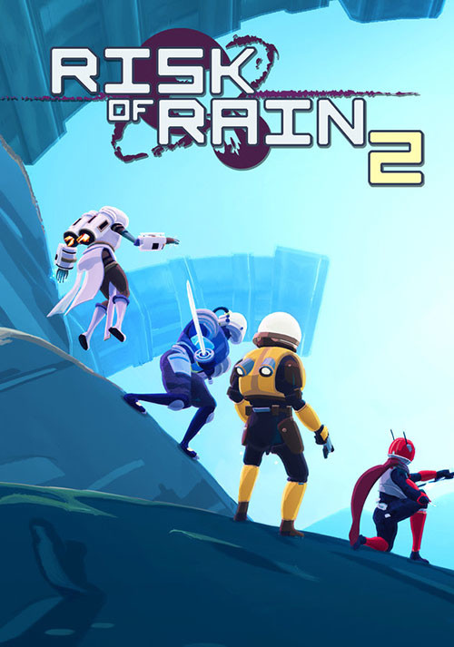 Risk of Rain 2 - Cover / Packshot