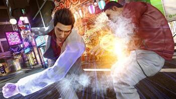 Screenshot1 - Yakuza Kiwami 2