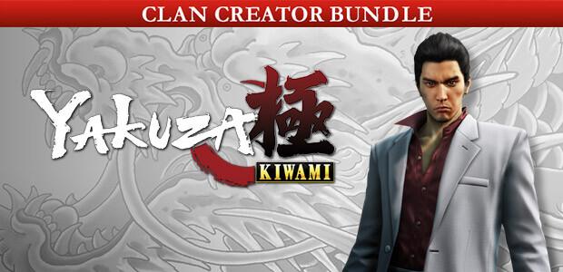 Yakuza Kiwami 2 - Clan Creator Bundle