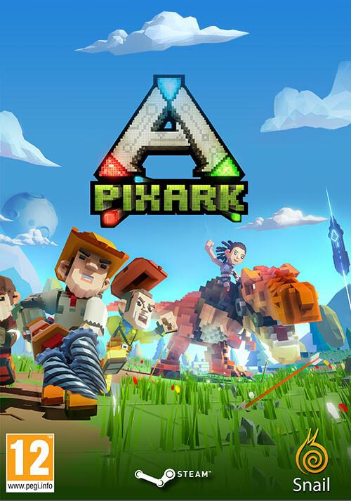 PixARK - Cover / Packshot